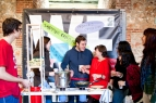 Cooking @We-Traders Madrid (Photo: D. Sirvent)