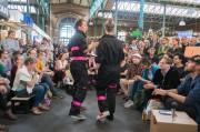 Open Assembly Stadtforum von unten (Photo: Till Budde)